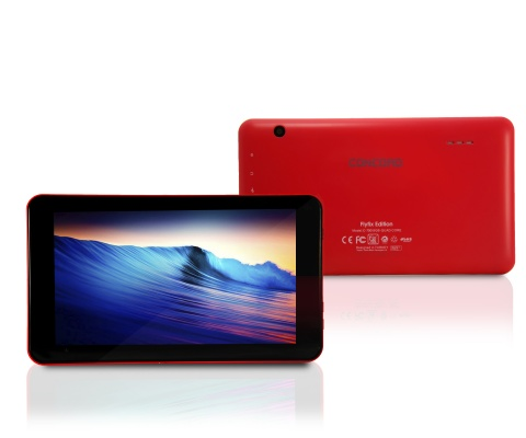 Concord C-700 FE | 7 INC IPS | 1 GB | 8 GB Tablet PC