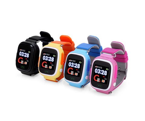Concord G17 | GPS Smart Kids Watch | SOS | SIM Call