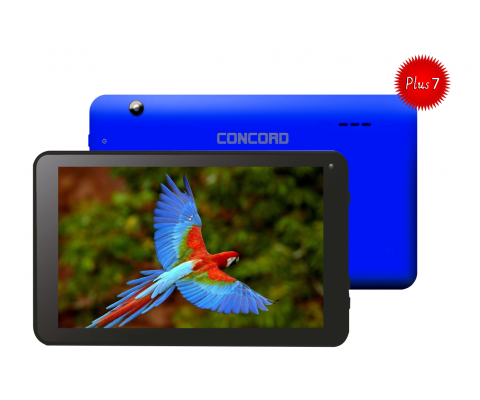Concord C-777 Plus7 7 Inc HD 1 GB 16 GB Tablet PC