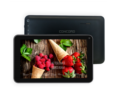 Concord C-778 Plus9 | 9 İNÇ HD | 16 GB 2MP Tablet PC