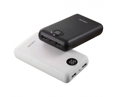 Concord C-107 | 12000 mAh %100 High Speed PowerBank