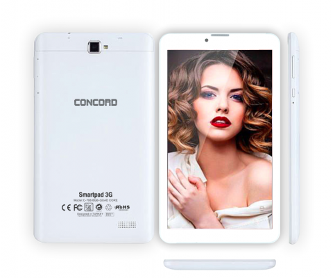 Concord C-708 SP 3G | 7 İNÇ IPS | 1 GB | 8 GB Tablet PC