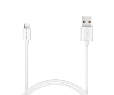 Concord C-821 TYPE-C 2.1A Charger And Data Cable
