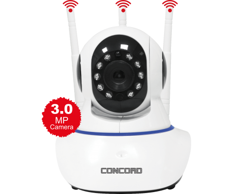 Concord C-630 3MP 360° Wireless IP Camera