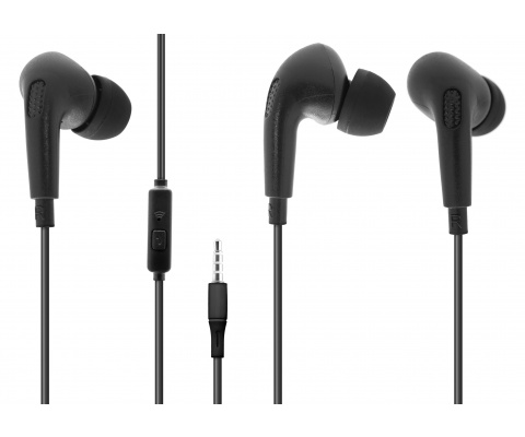 Concord C-965 In-Ear Headset with Microphone